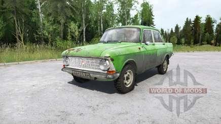 Moscovita-408 para MudRunner