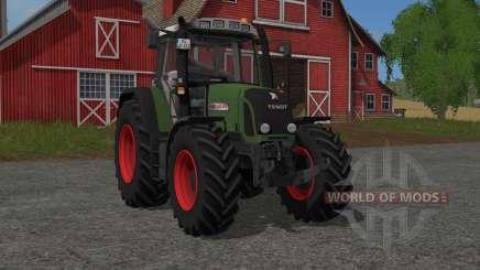 Fendt 412 Vario TMꞨ para Farming Simulator 2017