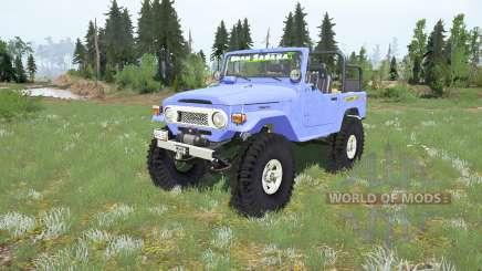Toyota Land Cruiser (FJ40) para MudRunner