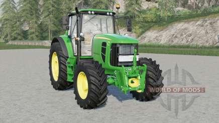 John Deere 7030 Premiuᴍ para Farming Simulator 2017