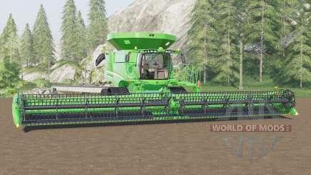John Deere S600-serie para Farming Simulator 2017