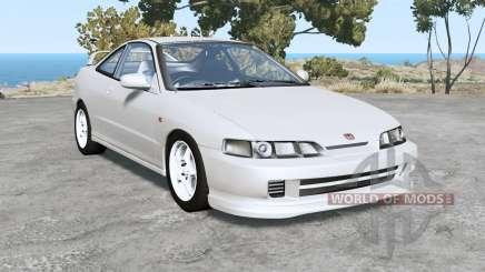 Honda Integra Type-R coupe (DC2) 1998 para BeamNG Drive