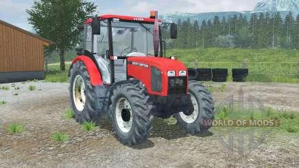 Zetor 5431 para Farming Simulator 2013