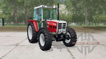 Steyr 8090A Turbꝍ para Farming Simulator 2015