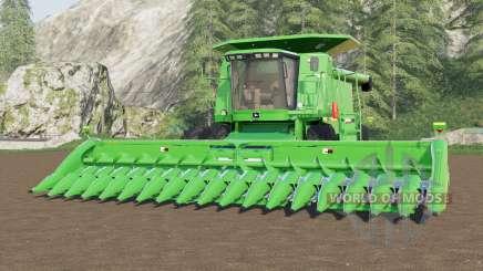 John Deere 9600 para Farming Simulator 2017