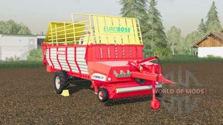 Pottinger EuroBoss 330 Ŧ para Farming Simulator 2017