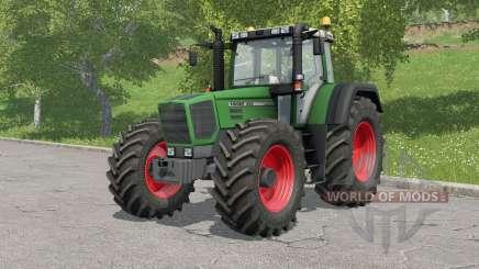 Fendt Favorit 800 Turboshifŧ para Farming Simulator 2017