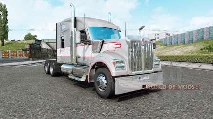Kenworth W990 v1.2.3 para Euro Truck Simulator 2