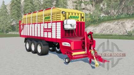 Pottinger Jumbꝍ 10000 para Farming Simulator 2017