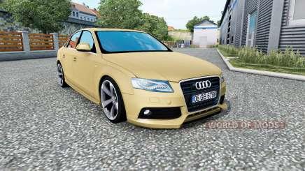 Audi S4 (B8) 2009 para Euro Truck Simulator 2
