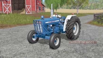 Ford 4000〡ⴝ000〡7000 para Farming Simulator 2017