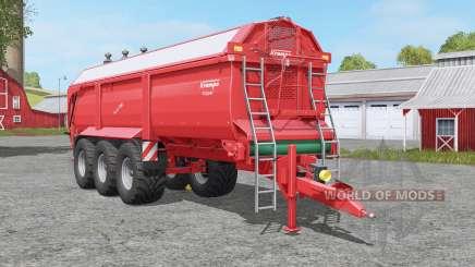 Krampe Bandit 900 para Farming Simulator 2017