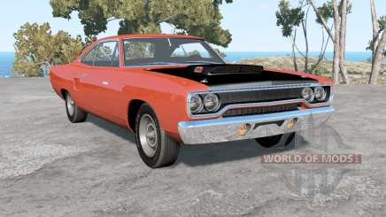 Plymouth Road Runneᵲ para BeamNG Drive