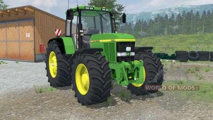 John Deerᶒ 7710 para Farming Simulator 2013