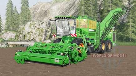 Holmer Terra Dos Tꝝ-40 para Farming Simulator 2017