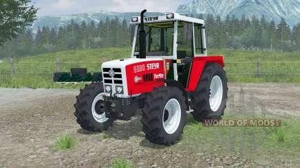 Steyr 8080A Turbø para Farming Simulator 2013