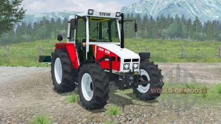 Steyr 8090A Panorama para Farming Simulator 2013