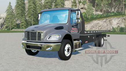 Freightliner Business Class M2 Tow Truck para Farming Simulator 2017