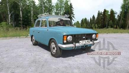 Moscovita-412 para MudRunner
