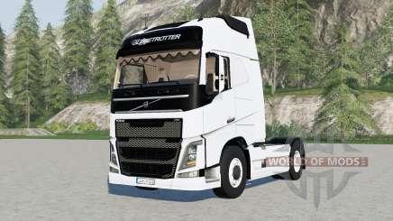Volvo FⱧ16 para Farming Simulator 2017