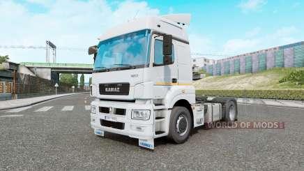 Kamaz-54୨0 para Euro Truck Simulator 2