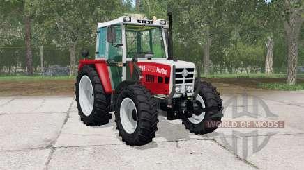 Steyr 8090A Turbo para Farming Simulator 2015