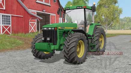 John Deere 8400-series para Farming Simulator 2017