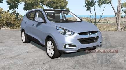 Hyundai Tucson 2012 para BeamNG Drive