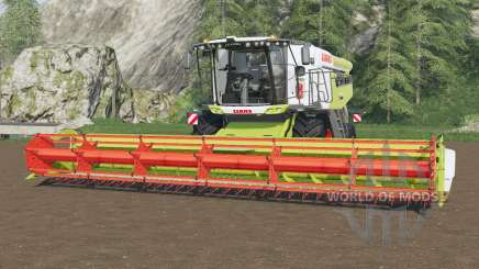 Claas Lexioɲ 6700 para Farming Simulator 2017