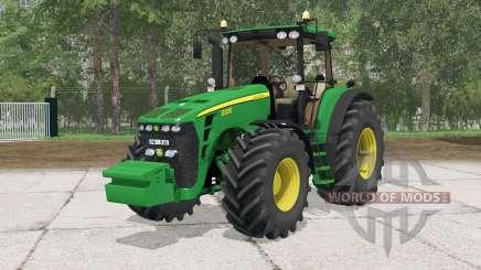 John Deere 83૩0 para Farming Simulator 2015