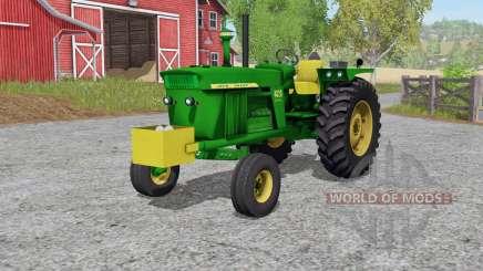 John Deere 40Ձ0 para Farming Simulator 2017