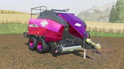 Kuhn LSB 1290 D Snu-Edition para Farming Simulator 2017