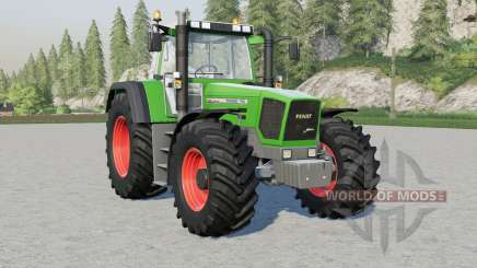Fendt Favorit 900 Variꝋ para Farming Simulator 2017