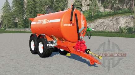 Abbey 3500 RT para Farming Simulator 2017