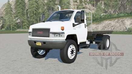 GMC TopKick C4500 Regular Cab Flatbed para Farming Simulator 2017