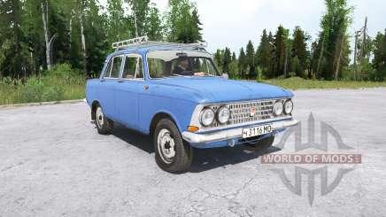 Moscou 400 para MudRunner