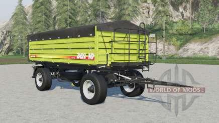 Metaltech DBL-series para Farming Simulator 2017