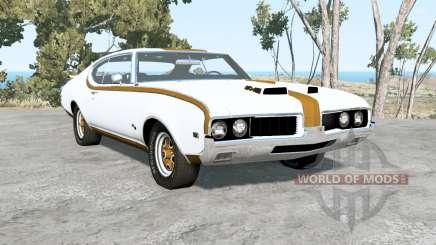 Oldsmobile 442 Hurst holiday coupe (4487) 1969 para BeamNG Drive