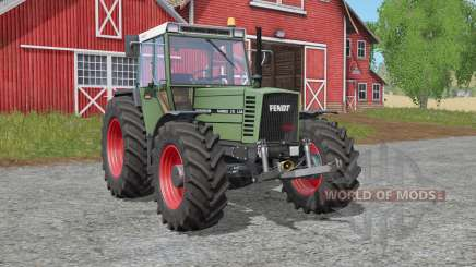 Fendt Farmer 310 & 312 LSA Turbomatiƙ para Farming Simulator 2017