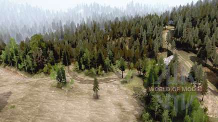 The Crossing para MudRunner
