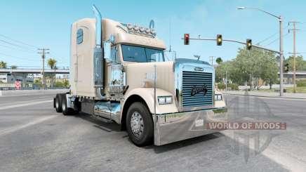 Freightliner Classic XꝈ para American Truck Simulator