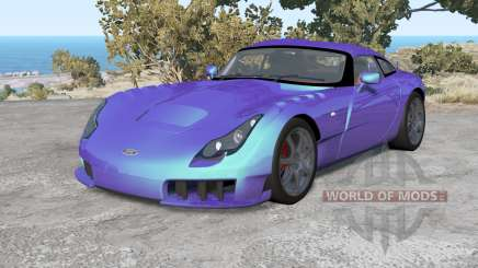 TVR Sagaris 2006 para BeamNG Drive