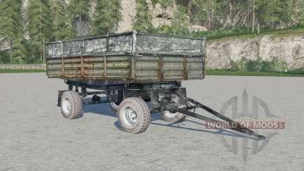 Autosan D-Ꜭ7 para Farming Simulator 2017