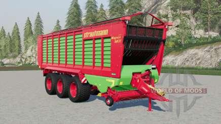 Strautmann Magnon CFS 560 DO para Farming Simulator 2017