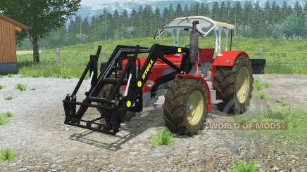 Schluter Compact 850 Ꝟ para Farming Simulator 2013