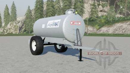 Agrimat TE 4100 para Farming Simulator 2017