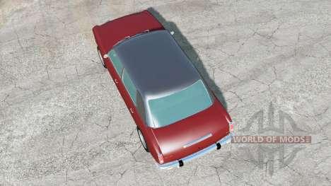 Doyler Beagle v1.1 para BeamNG Drive