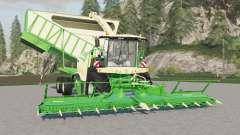 Krone BiG X 1180 Cargo v1.2 para Farming Simulator 2017