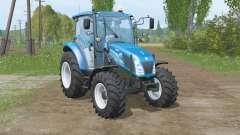 Nova Holanda TꜬ.65 para Farming Simulator 2015