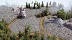 Ural 11: Montanhas para MudRunner